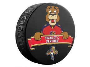 Puk Florida Panthers NHL Mascot