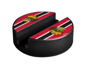 Držák na telefon Chicago Blackhawks Puck Media Holder