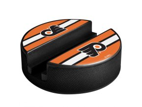 Držák na telefon Philadelphia Flyers Puck Media Holder