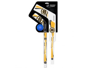 Plastiková minihokejka Boston Bruins Breakaway pack