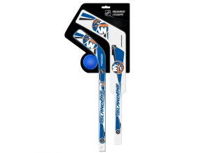 Plastiková minihokejka New York Islanders Breakaway pack