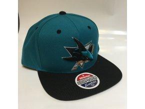 Kšiltovka San Jose Sharks Zephyr Z11 Original Snapback