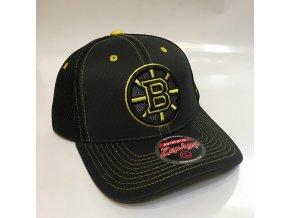 Kšiltovka Boston Bruins Zephyr Blacklight Original Snapback