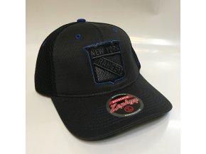 Kšiltovka New York Rangers Zephyr Blacklight Original Snapback
