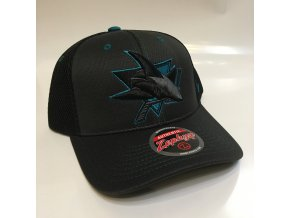 Kšiltovka San Jose Sharks Zephyr Blacklight Original Snapback