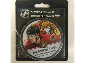 Puk Erik Karlsson #65 Ottawa Senators