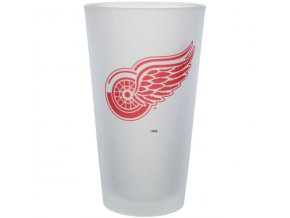Sklenice Detroit Red Wings Frosted Pint Glass