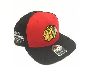 Kšiltovka Chicago Blackhawks 47 Brand Snapback