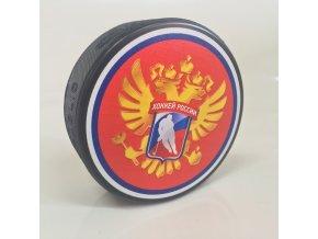 Puk Red Machine Hockey Russia Basic