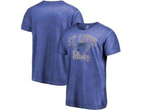 Tričko St. Louis Blues Shadow Washed Retro