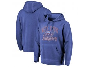 Mikina New York Islanders Shadow Washed Retro Arch Pullover Hoodie