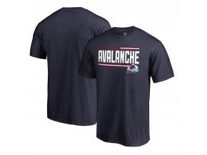 Tričko Colorado Avalanche Iconic Collection On Side Stripe