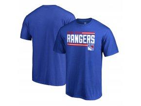 Tričko New York Rangers Iconic Collection On Side Stripe