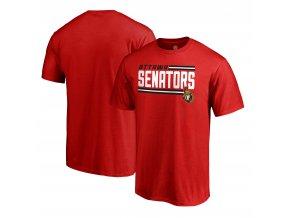 Tričko Ottawa Senators Iconic Collection On Side Stripe