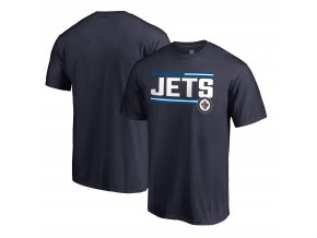 Tričko Winnipeg Jets Iconic Collection On Side Stripe