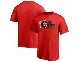 Dětské tričko Calgary Flames Fan Favorite Team Slogan