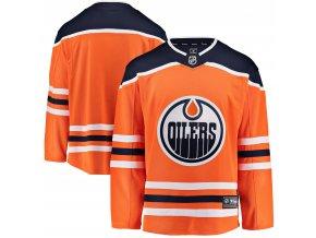 Dres Edmonton Oilers Breakaway Home Jersey