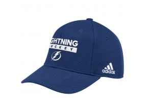 Kšiltovka Tampa Bay Lightning 2018 Stanley Cup Playoffs Bound Sidepatch Flex