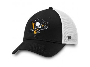 Kšiltovka Pittsburgh Penguins Iconic Maze Trucker