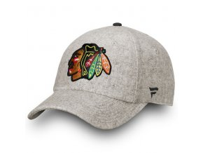Kšiltovka Chicago Blackhawks True Classic Fundamental