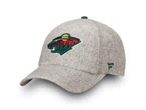 Kšiltovka Minnesota Wild True Classic Fundamental