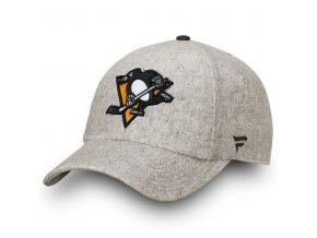 Kšiltovka Pittsburgh Penguins True Classic Fundamental