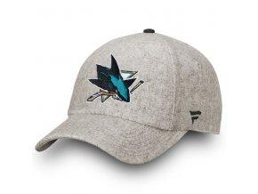 Kšiltovka San Jose Sharks True Classic Fundamental