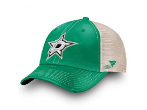 Kšiltovka Dallas Stars True Classic Washed Trucker