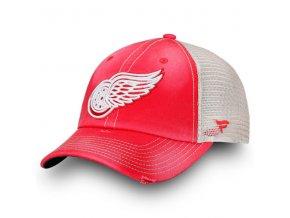 Kšiltovka Detroit Red Wings True Classic Washed Trucker