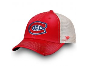 Kšiltovka Montreal Canadiens True Classic Washed Trucker
