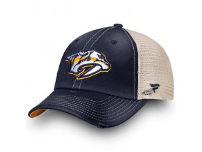 Kšiltovka Nashville Predators True Classic Washed Trucker