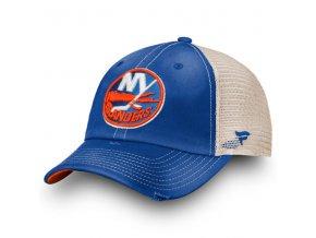 Kšiltovka New York Islanders True Classic Washed Trucker