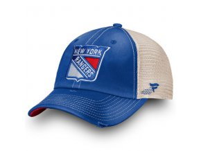 Kšiltovka New York Rangers True Classic Washed Trucker