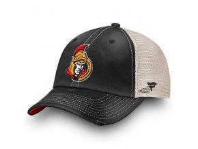 Kšiltovka Ottawa Senators True Classic Washed Trucker
