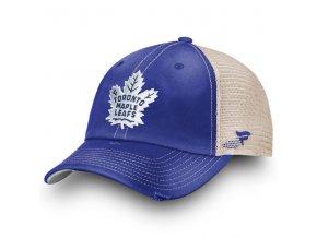 Kšiltovka Toronto Maple Leafs True Classic Washed Trucker