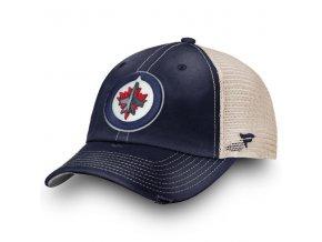 Kšiltovka Winnipeg Jets True Classic Washed Trucker