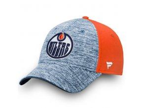 Kšiltovka Edmonton Oilers Iconic Speed Flex