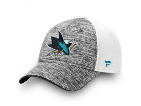 Kšiltovka San Jose Sharks Iconic Speed Flex