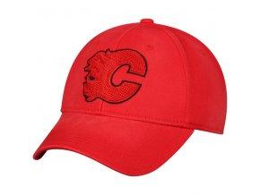 Kšiltovka Calgary Flames Adidas Primary Tonal Flex
