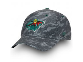 Kšiltovka Minnesota Wild Made2Move Camo Flex