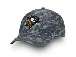 Kšiltovka Pittsburgh Penguins Made2Move Camo Flex