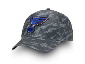 Kšiltovka St. Louis Blues Made2Move Camo Flex