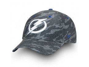 Kšiltovka Tampa Bay Lightning Made2Move Camo Flex