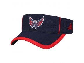 Kšilt Washington Capitals Adidas NHL Visor
