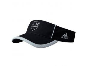 Kšilt Los Angeles Kings Adidas NHL Visor
