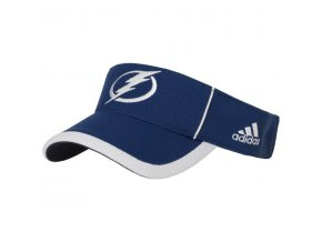 Kšilt Tampa Bay Lightning Adidas NHL Visor