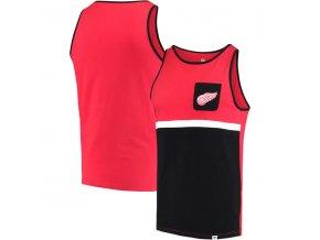 Tílko Detroit Red Wings Color Block Pocket