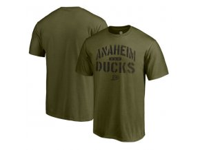 Tričko Anaheim Ducks Camo Jungle