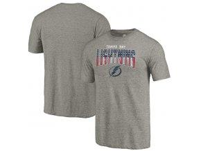 Tričko Tampa Bay Lightning Freedom Tri-Blend
