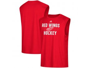 Tílko Detroit Red Wings Puck Side Climalite Tank Top